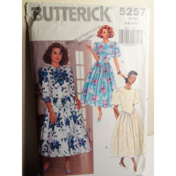 Butterick Sewing Pattern 5257