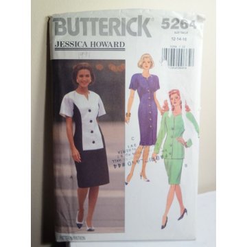 Butterick Sewing Pattern 5264