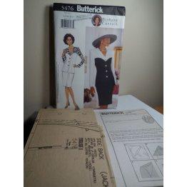 Butterick Sewing Pattern 5476