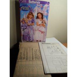 Butterick Sewing Pattern 5659