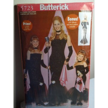 Butterick Sewing Pattern 5723
