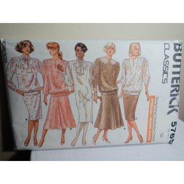 Butterick Sewing Pattern 5769