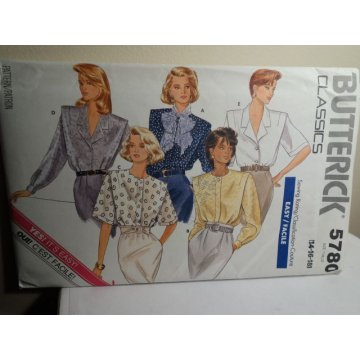 Butterick Sewing Pattern 5780