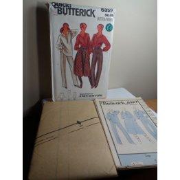 Butterick Sewing Pattern 6327