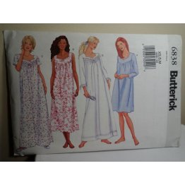 Butterick Sewing Pattern 6838