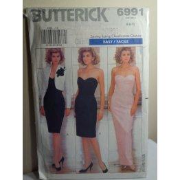 Butterick Sewing Pattern 6991