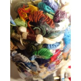 Tapestry Wool Yarn, Lots of 100 Plus, Assorted Brands.