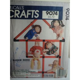 McCalls Sewing Pattern 9074