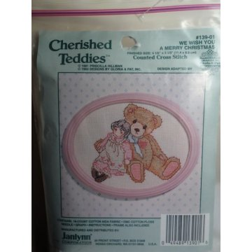 Cherished Teddies Cross Stitch 139-01