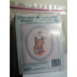 Cherished Teddies Cross Stitch 139-26