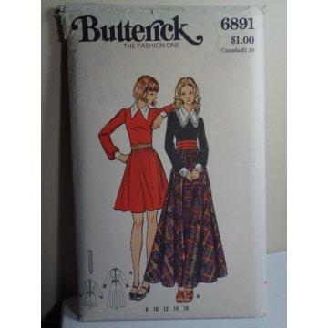 Butterick Sewing Pattern 6891