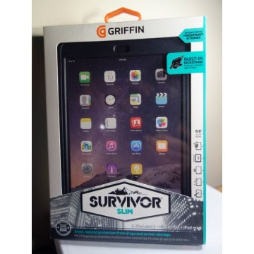 Griffin Survivor Slim Case Apple iPad mini 1 2 3 BLACK