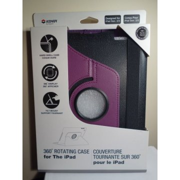 ICover 360 Rotating case for iPad Generation 2-3