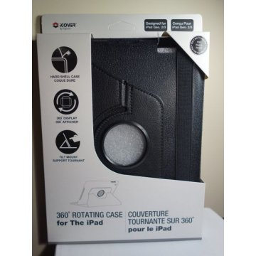 ICover - 360 Rotating case for iPad Generation 2-3
