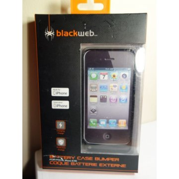 iPhone 4 - 4s Battery Case Bumper