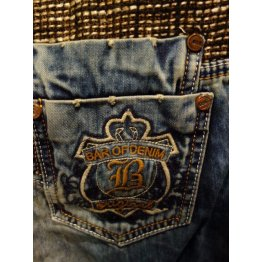 Bar of Denim Mens jeans