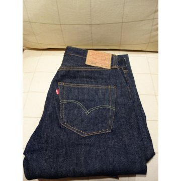 LVC Levis Jeans Model 1947 501XX Big E, Made in US