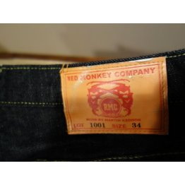 Red Monkey Martin Ksohoh Jeans