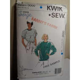 KWIK SEW Sewing Pattern 0000