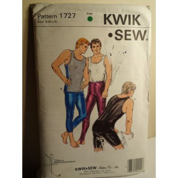 KWIK SEW Sewing Pattern 1727