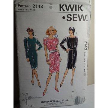 KWIK SEW Sewing Pattern 2143
