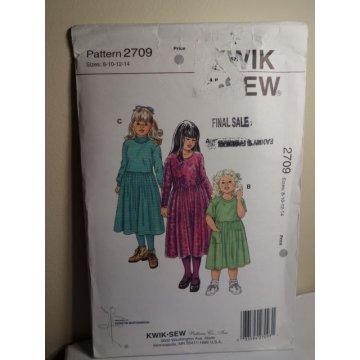 KWIK SEW Sewing Pattern 2709