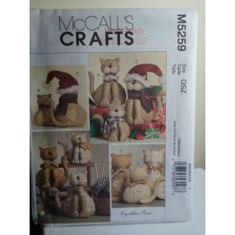 McCalls Cynthia Rose Sewing Pattern 5259