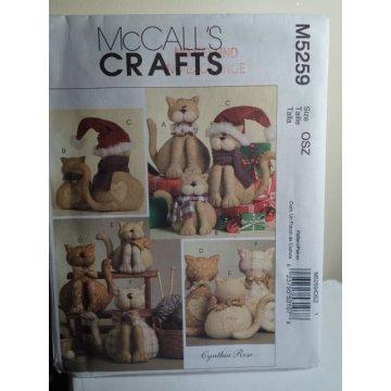 McCalls Cynthia Rose Sewing Pattern 5259