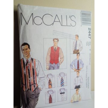 McCalls Sewing Pattern 2447