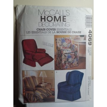 McCalls Sewing Pattern 4069