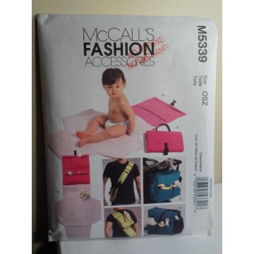 McCalls Sewing Pattern 5339