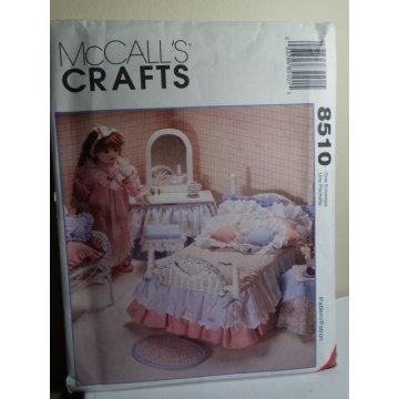 McCalls Sewing Pattern 8510