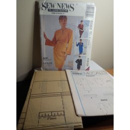 McCalls Sew News Sewing Pattern 5082