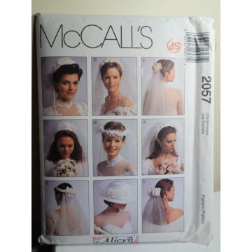 McCalls Sewing Pattern 2057