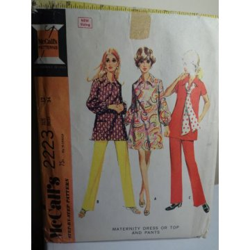 McCalls Sewing Pattern 2223