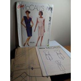 McCalls Sewing Pattern 3574