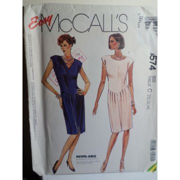 McCalls Sewing Pattern 3574
