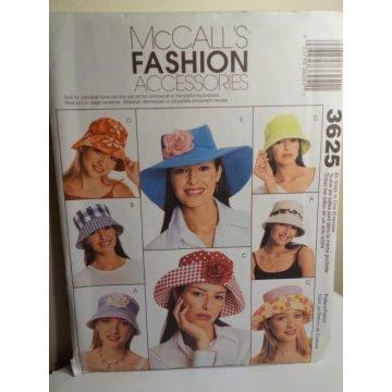 McCalls Sewing Pattern 3625