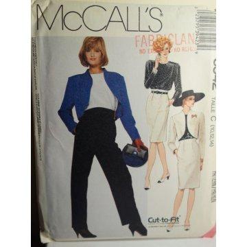 McCalls Sewing Pattern 3942