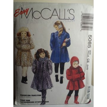 McCalls Sewing Pattern 5085
