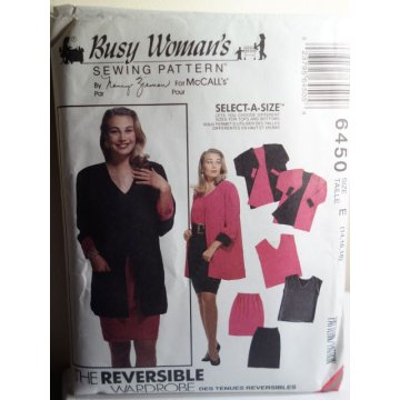 McCalls Sewing Pattern 6450