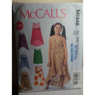 McCalls Sewing Pattern 6948