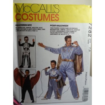 McCalls Sewing Pattern 7282