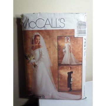 McCalls Sewing Pattern 7451
