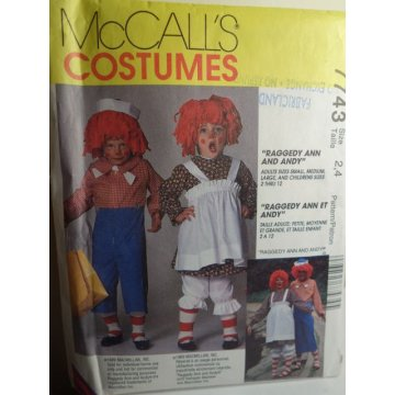 McCalls Sewing Pattern 7743