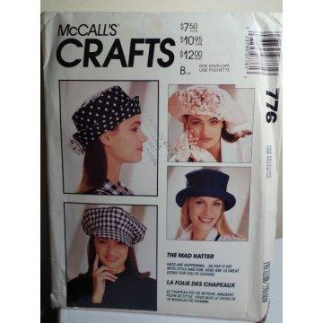 McCalls Sewing Pattern 776