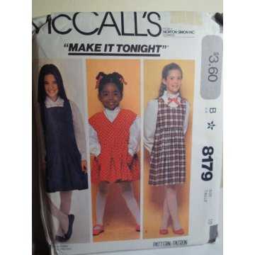 McCalls Sewing Pattern 8179