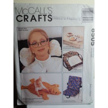 McCalls Sewing Pattern 8505