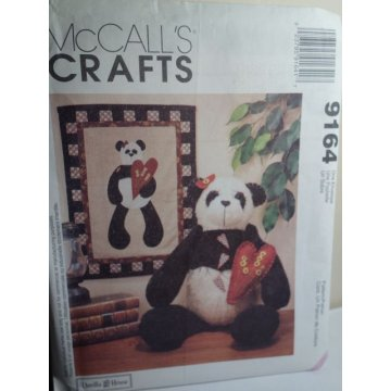 McCalls Sewing Pattern 9164