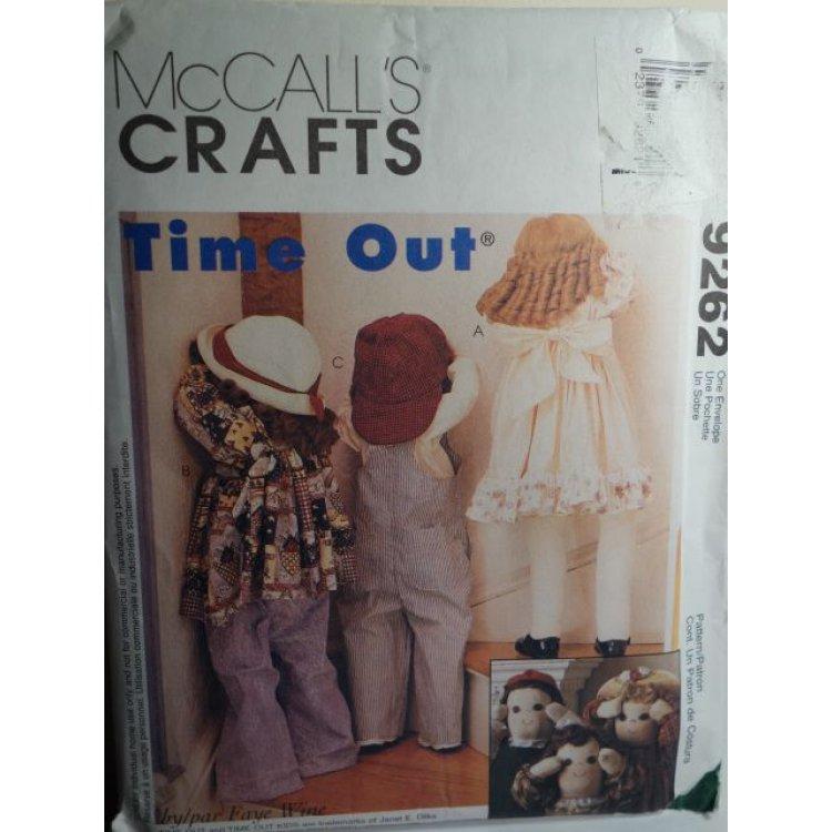Mccalls Sewing Pattern 9262